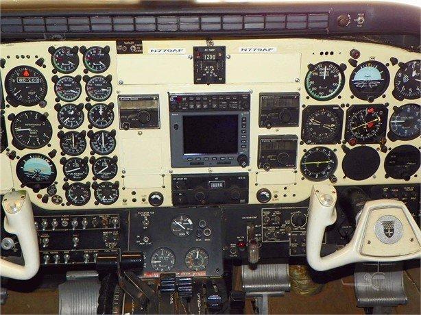 1973 BEECHCRAFT KING AIR E90 Photo 4