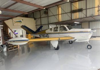1957 Beech Bonanza H35 for sale - AircraftDealer.com