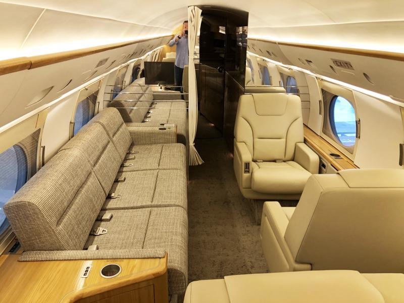1991 Gulfstream GIV Photo 5