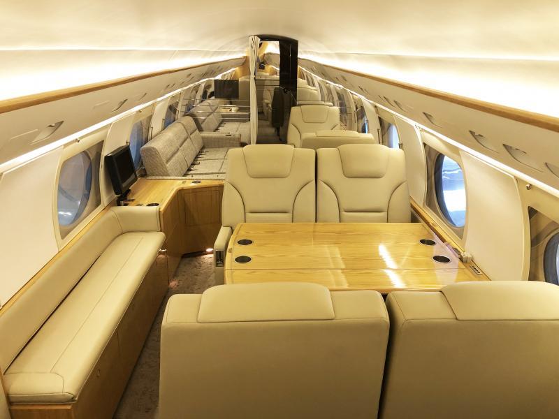 1991 Gulfstream GIV Photo 4