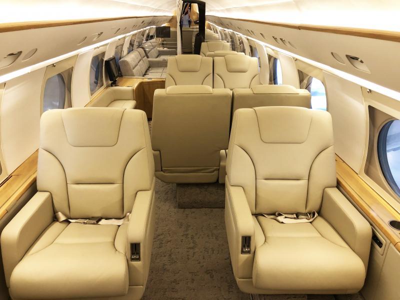1991 Gulfstream GIV Photo 3