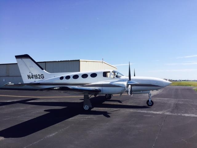 1977 Cessna 421C Golden Eagle III Photo 4