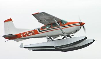 1966 Cessna 185E Floatplane for sale - AircraftDealer.com