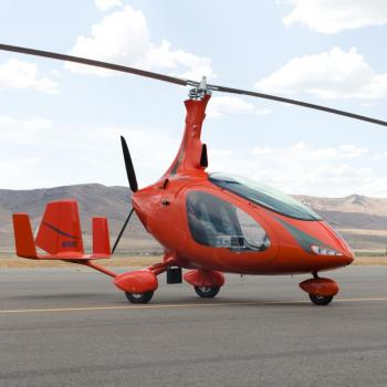 Used cavalon gyrocopter for sale