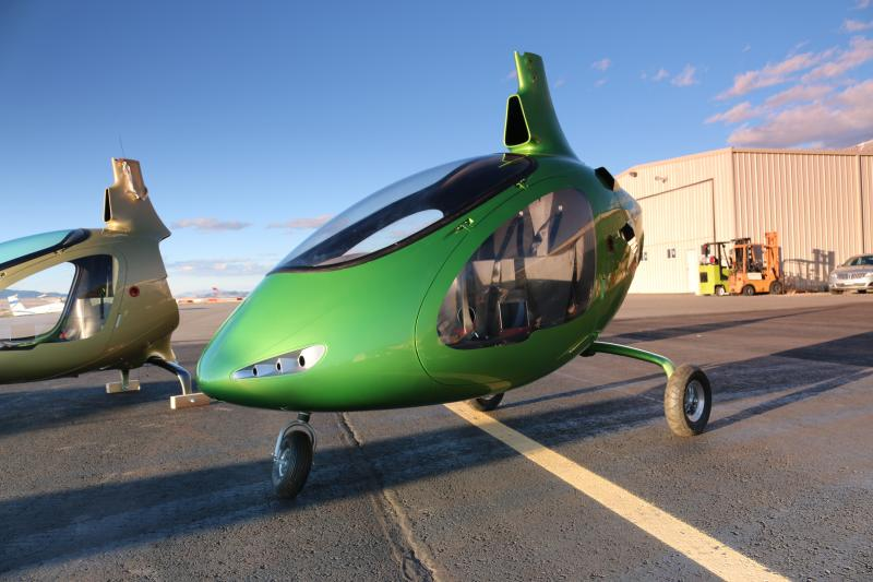 2017 AutoGyro Cavalon Kit Photo 3