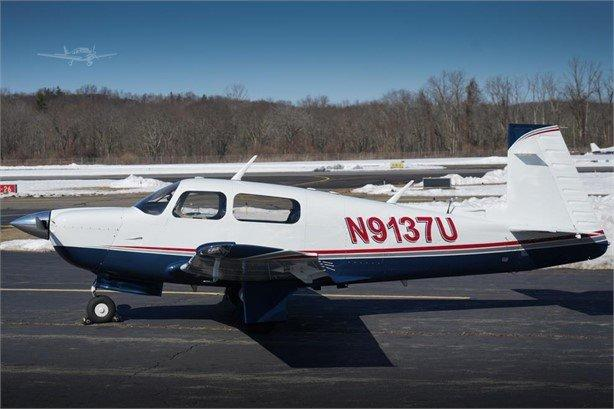 1996 MOONEY M20J MSE Photo 4