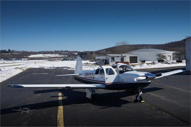 1996 MOONEY M20J MSE Photo 5