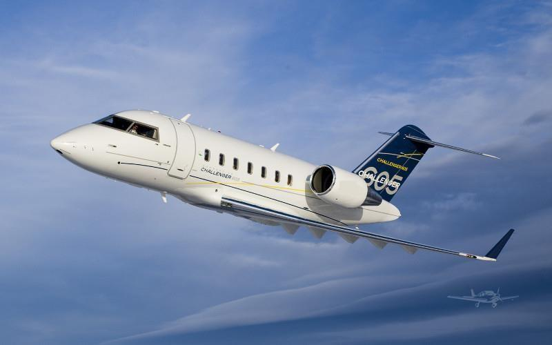 BOMBARDIER/CHALLENGER 605  Photo 2