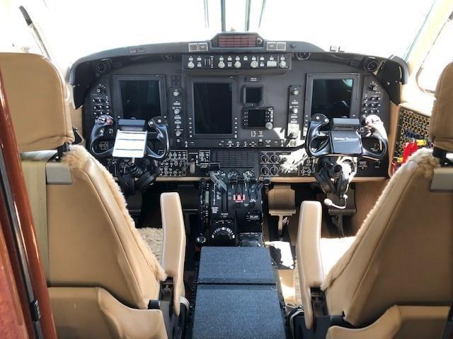 2011 BEECHCRAFT KING AIR 350i Photo 4