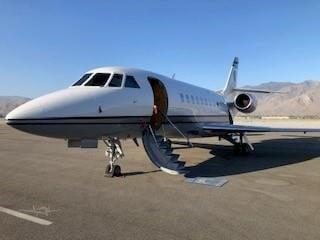 2001 Dassault Falcon 2000 Photo 2
