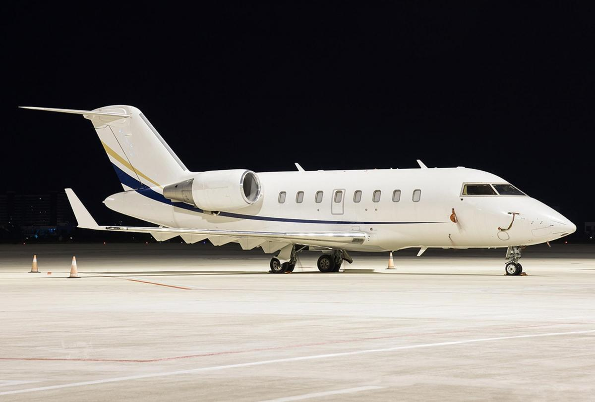 2012 BOMBARDIER/CHALLENGER 605 - Photo 1