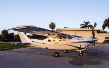 LIKE NEW ! SILVER EAGLE P210 for sale - AircraftDealer.com