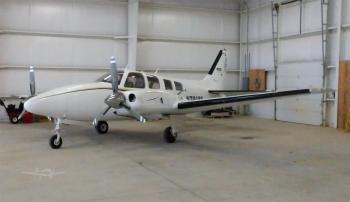 1976 BEECHCRAFT 58P BARON for sale - AircraftDealer.com