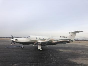 2001 Pilatus PC-12 for sale - AircraftDealer.com