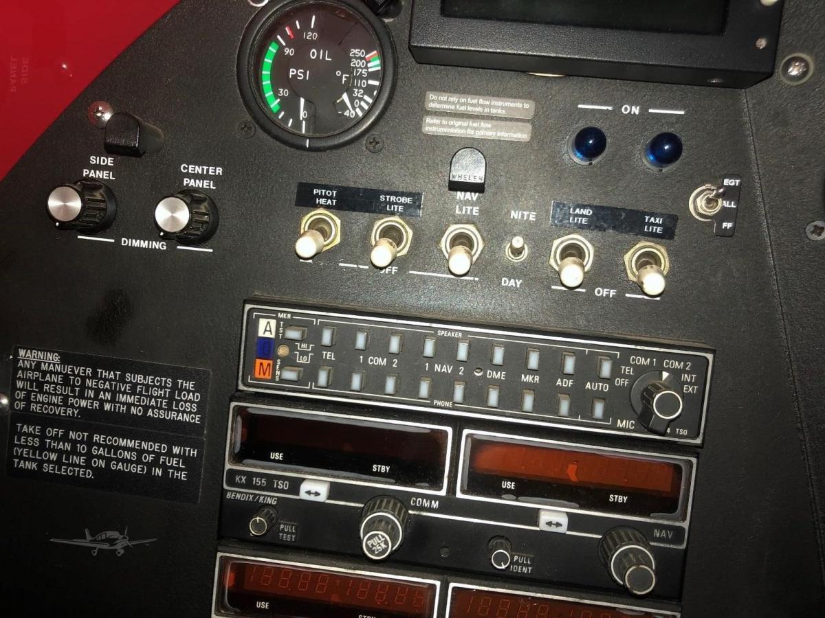 1992 WACO YMF-5C  Photo 5