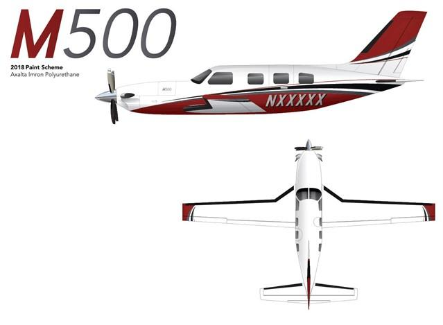 2019 PIPER MERIDIAN M500 Photo 2