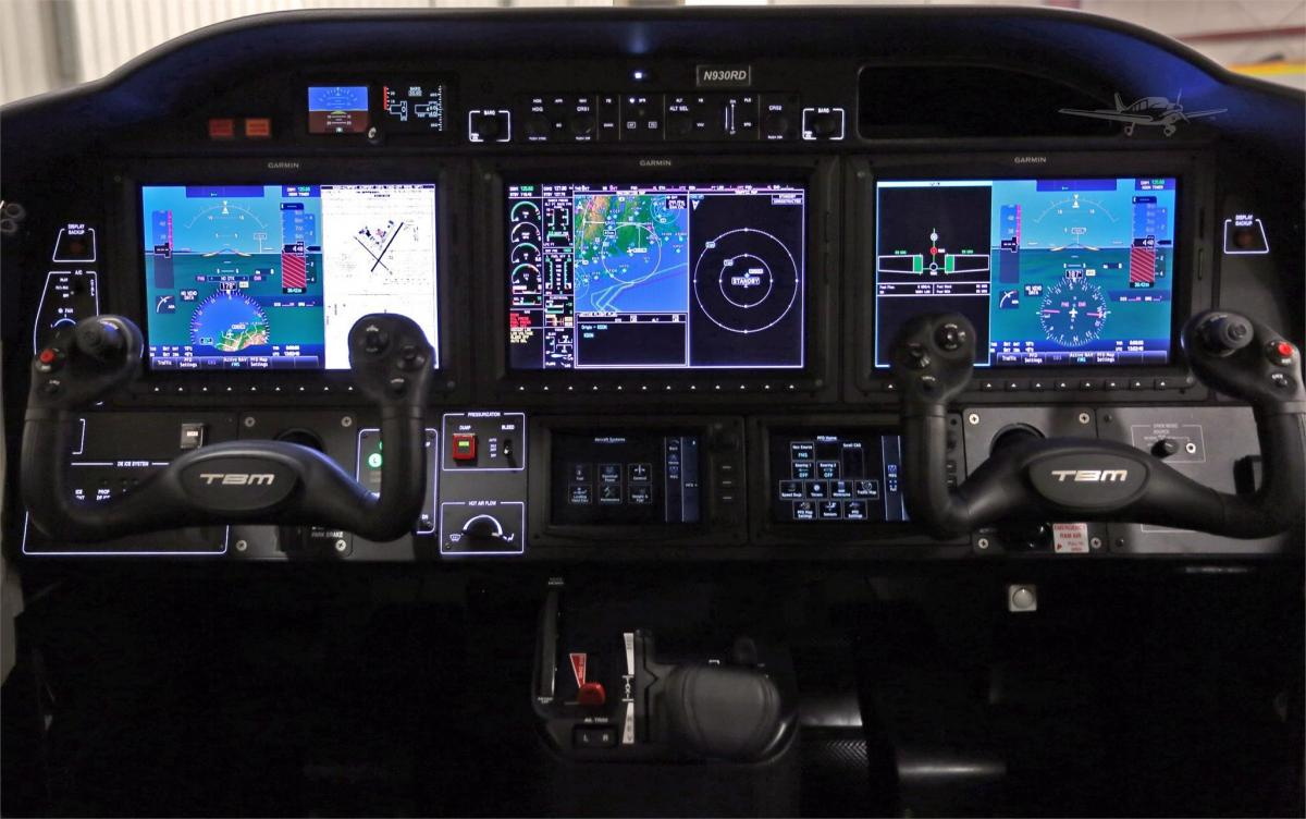 2016 SOCATA TBM 930  Photo 5