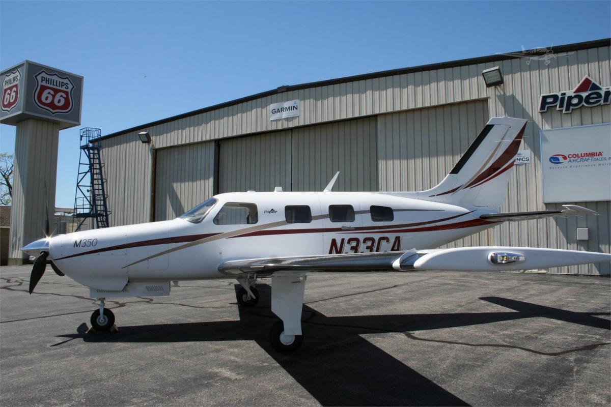 Aircraftdealer com | 2019 Piper M350 N33CA