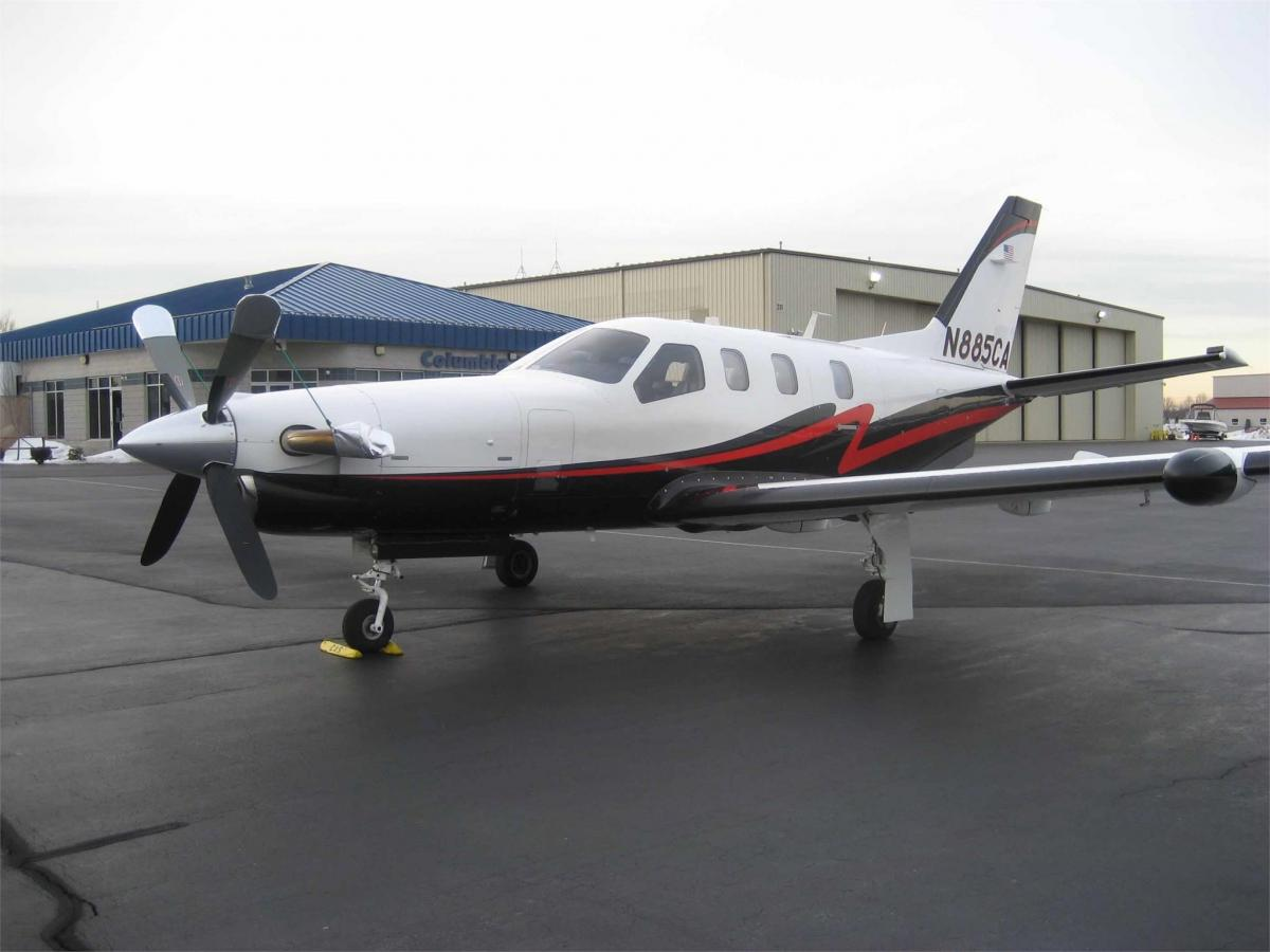 2006 SOCATA TBM 850 Photo 2