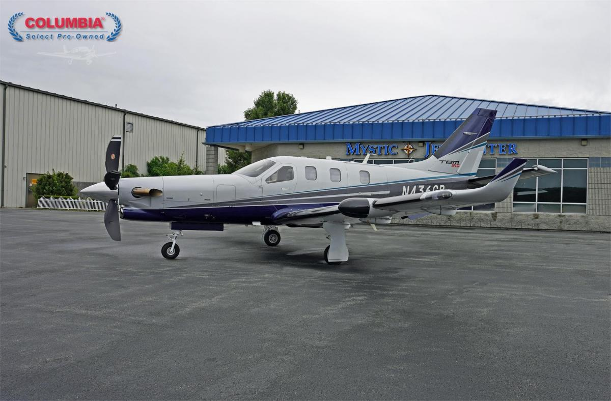 2018 DAHER TBM 910 Photo 2