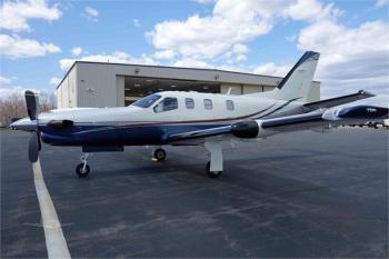 2002 SOCATA TBM 700B for sale - AircraftDealer.com