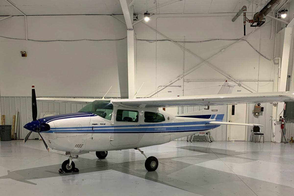 1978 Cessna T210M Photo 2