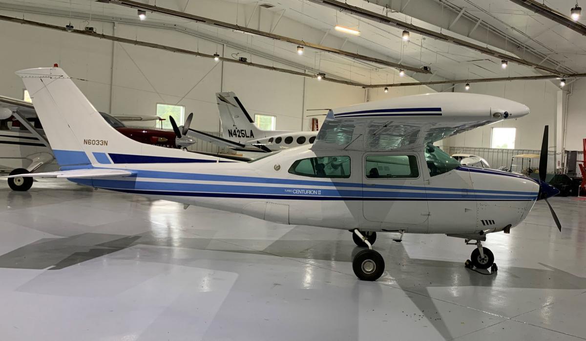 1978 Cessna T210M Photo 3