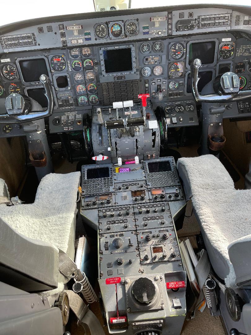 1983 Gulfstream III Photo 5