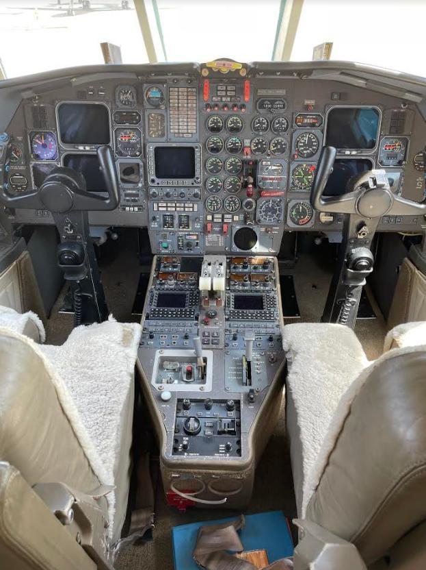 1985 Dassault Falcon 200 Photo 5