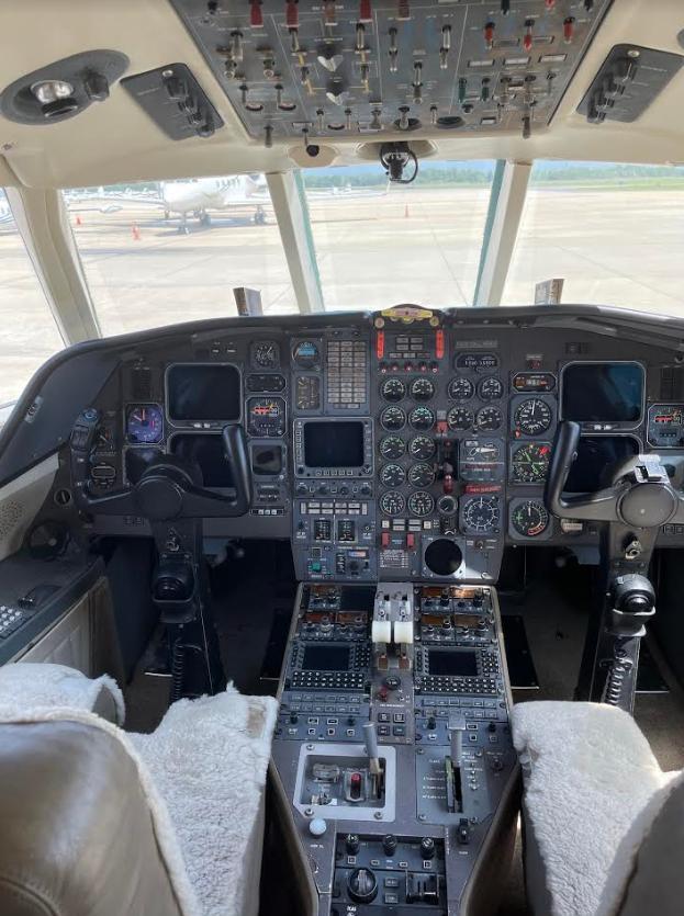 1985 Dassault Falcon 200 Photo 4