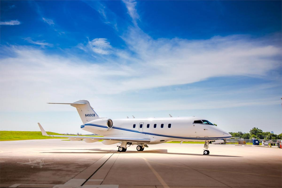 2007 BOMBARDIER/CHALLENGER 300 - Photo 1