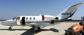 2000 CESSNA CITATION CJ1