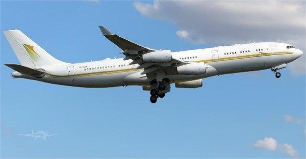 1993 AIRBUS A340 Photo 2
