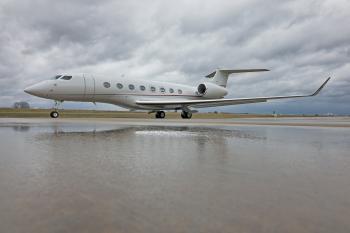 2015 Gulfstream G650ER for sale - AircraftDealer.com