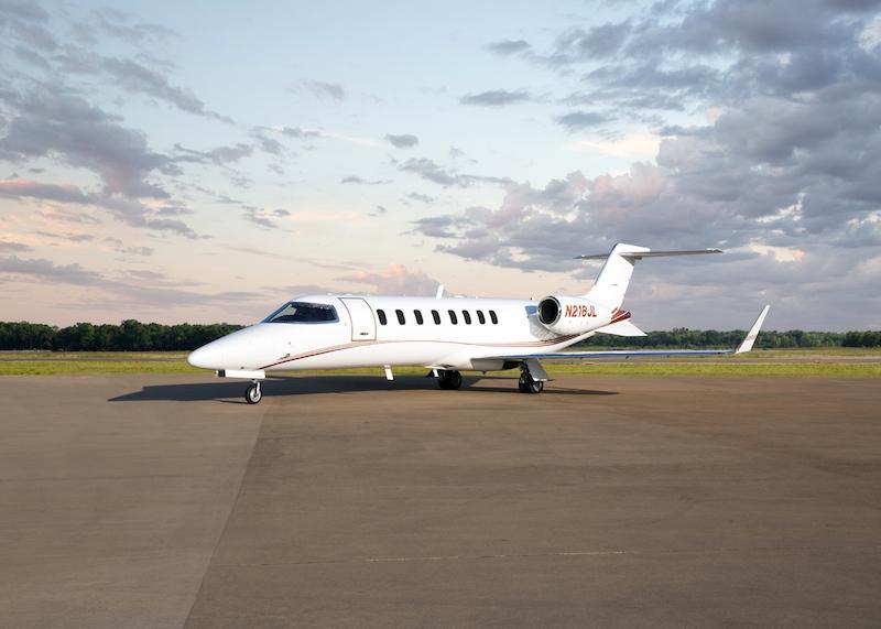 2001 Learjet 45 Photo 2