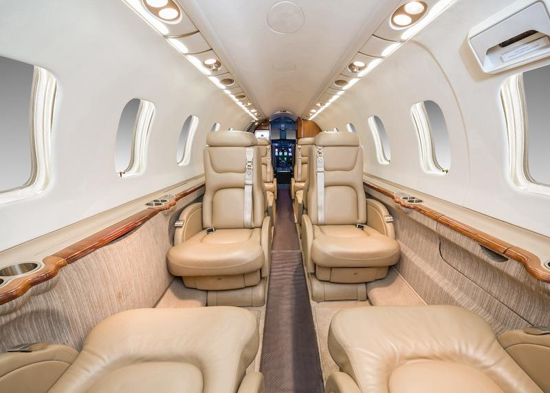 2001 Learjet 45 Photo 3