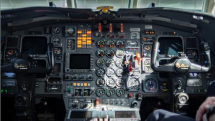 1993 Dassault Falcon 50 Photo 4