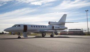 1993 Dassault Falcon 50 Photo 2