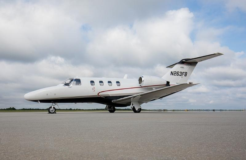 1998 Cessna Citation Jet Photo 2