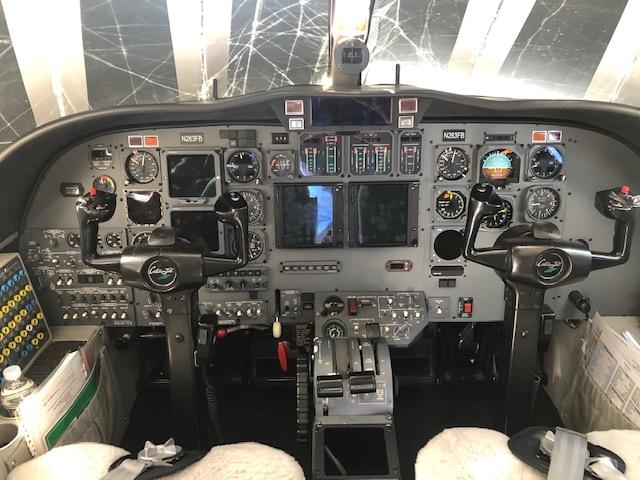 1998 Cessna Citation Jet Photo 4