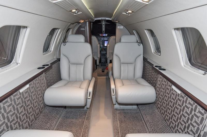 1998 Cessna Citation Jet Photo 3