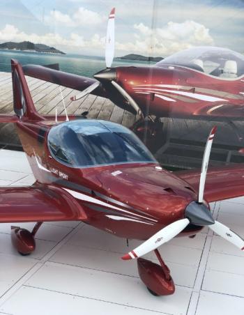 2019 CZECH SPORT AIRCRAFT SPORTCRUISER for sale