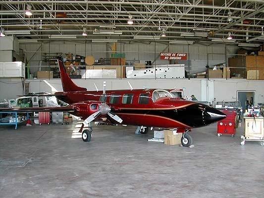 1981 AEROSTAR 601P/SUPERSTAR 700 Photo 2
