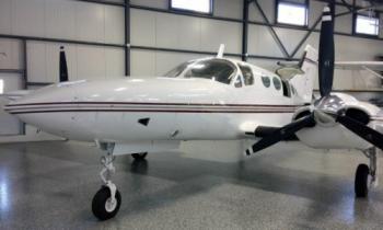 1973 CESSNA 421B GOLDEN EAGLE for sale - AircraftDealer.com