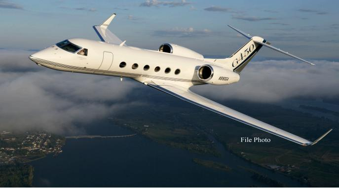 2008 Gulfstream G450 - Photo 1