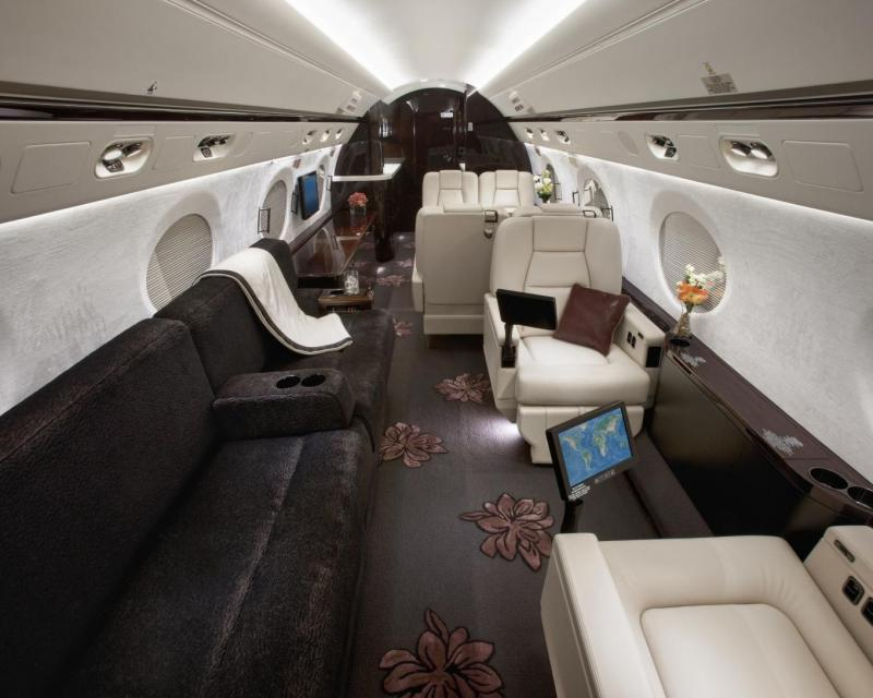 2012 Gulfstream G550 Photo 5
