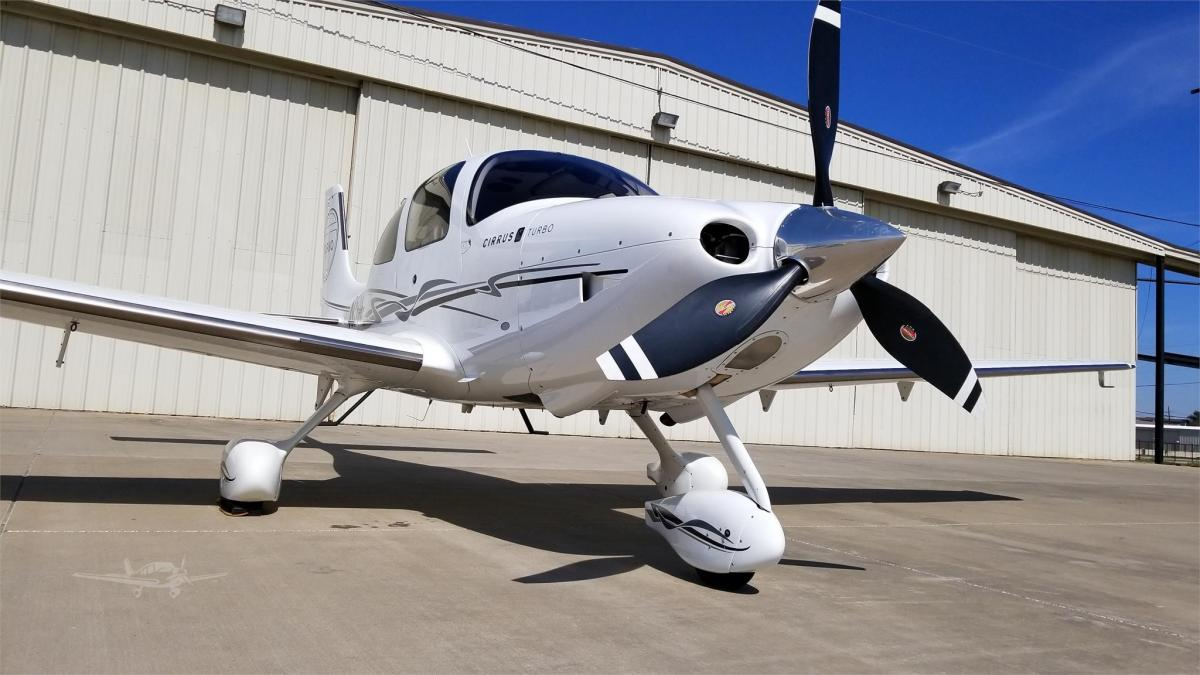 2009 CIRRUS SR22-G3 TURBO Photo 3