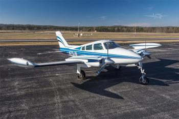 1965 CESSNA 310J for sale - AircraftDealer.com