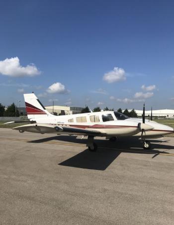 1984 PIPER SENECA III for sale - AircraftDealer.com