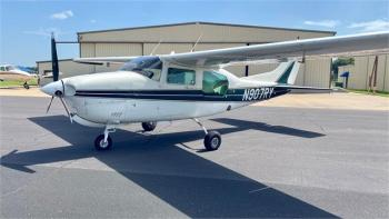 1980 CESSNA TURBO 210N for sale - AircraftDealer.com